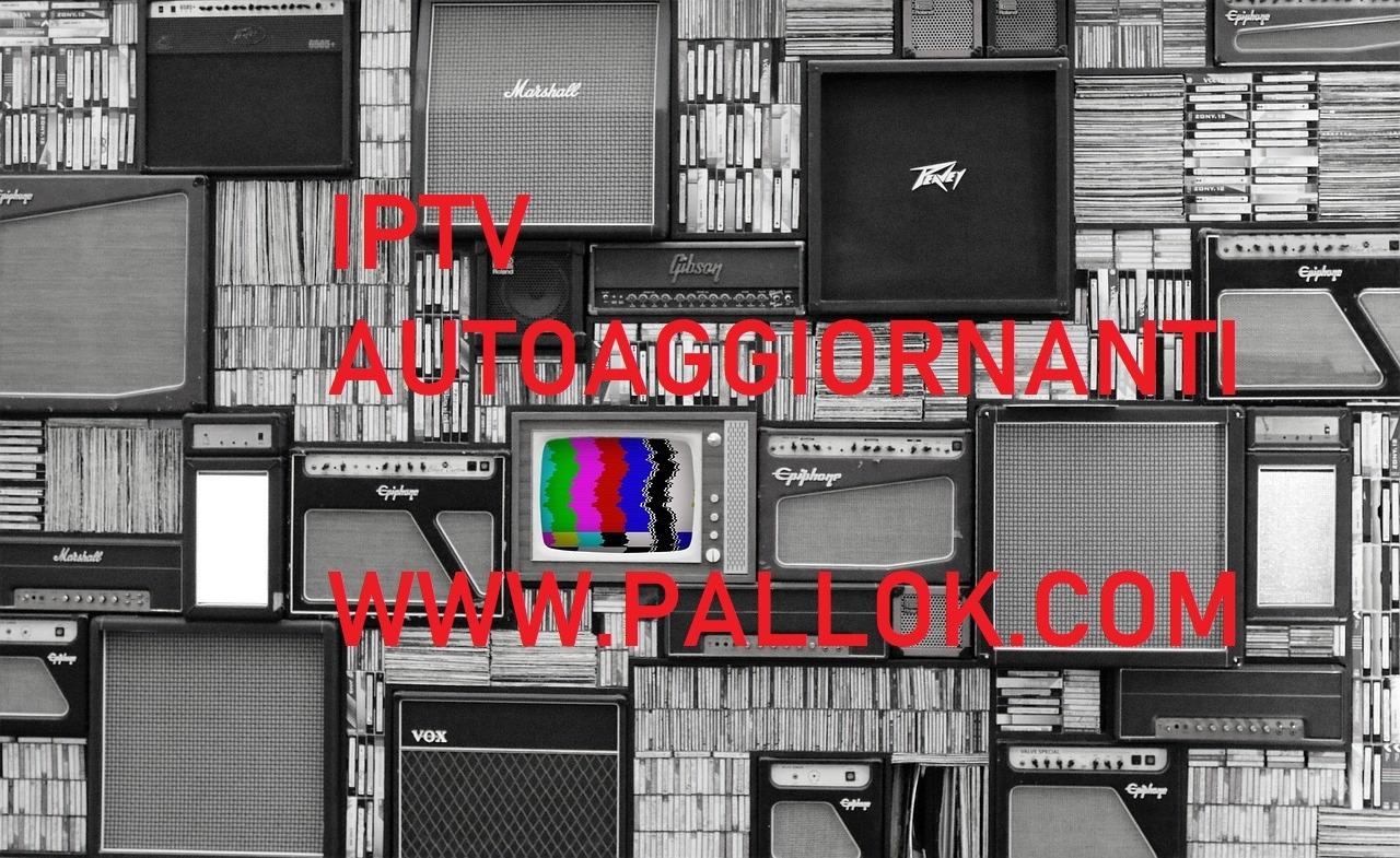 Liste IPTV m3u 2019 gratuite e aggiornate