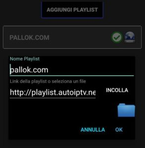 AutoIPTV NET | Liste stabili aggiornate italiane [URL / M3U]