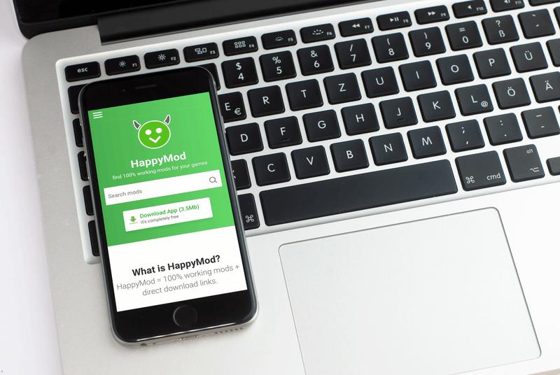 HappyMod | Tutte le applicazioni Android modificate in una sola App