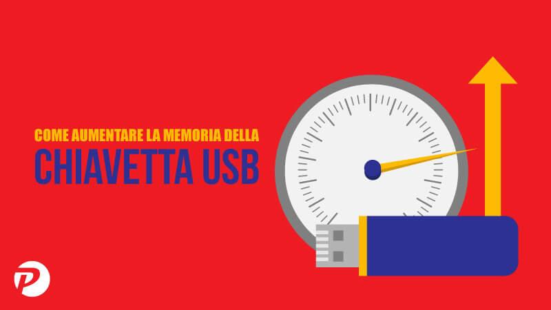 Come Controllare lo Spazio Libero Residuo di una Chiavetta USB