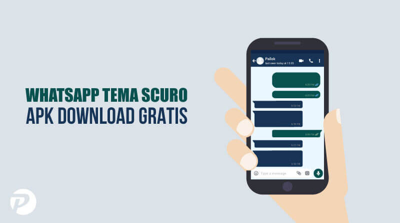 Whatsapp tema scuro disponibile ufficialmente! – Apk download gratis