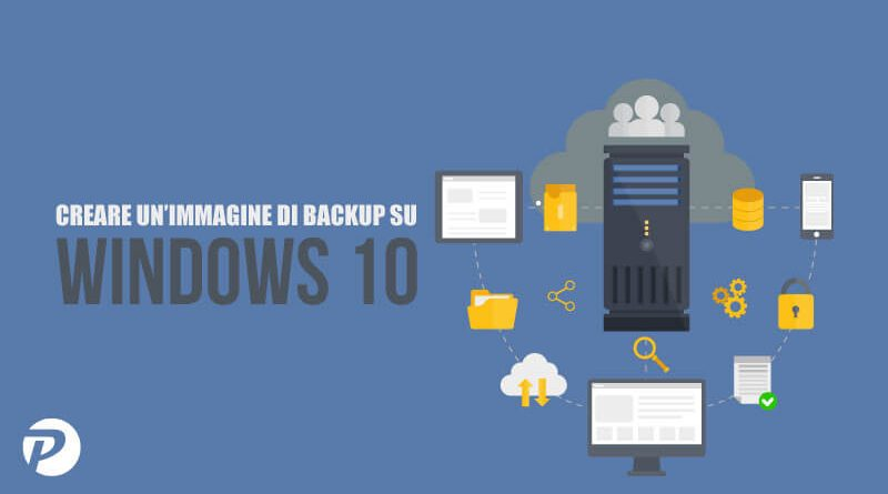 Come creare un'immagine di backup su Windows 10 [e ripristino]